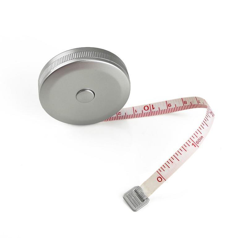 OEM engraved tape measure square ruler measures sewing tape measure