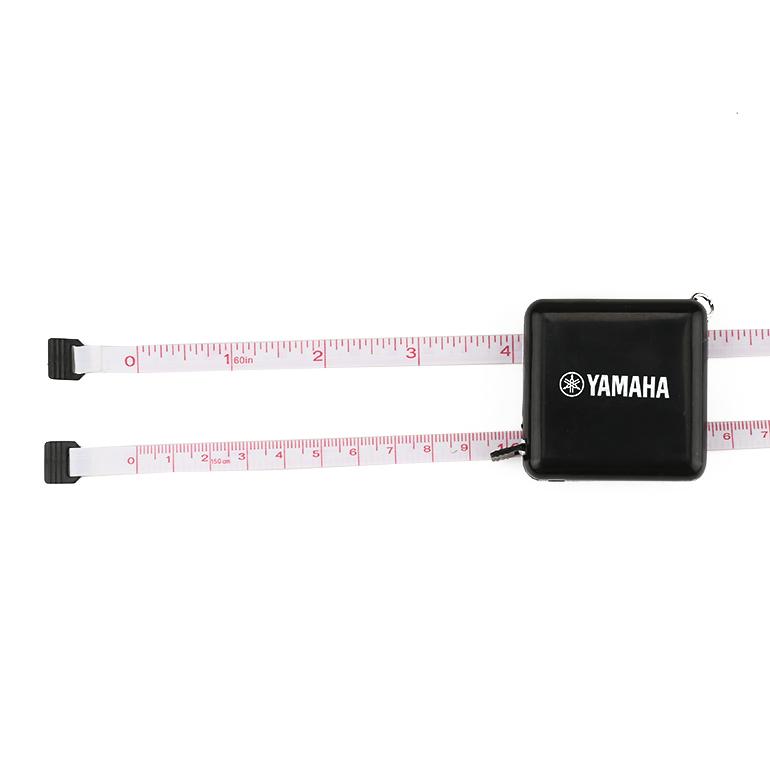 Black Square Sewing Measuring Tape-2