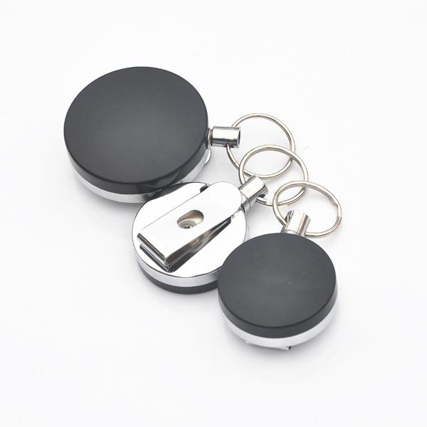ID Card Holder Badge Reel-2