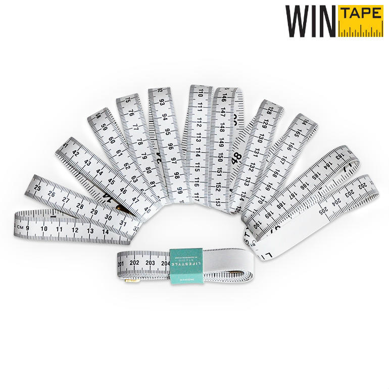 digital tape measure 120inches fabric tape Wintape Brand tailor measurements