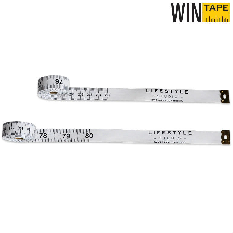 2M Fiberglass Tailor Measuring Band