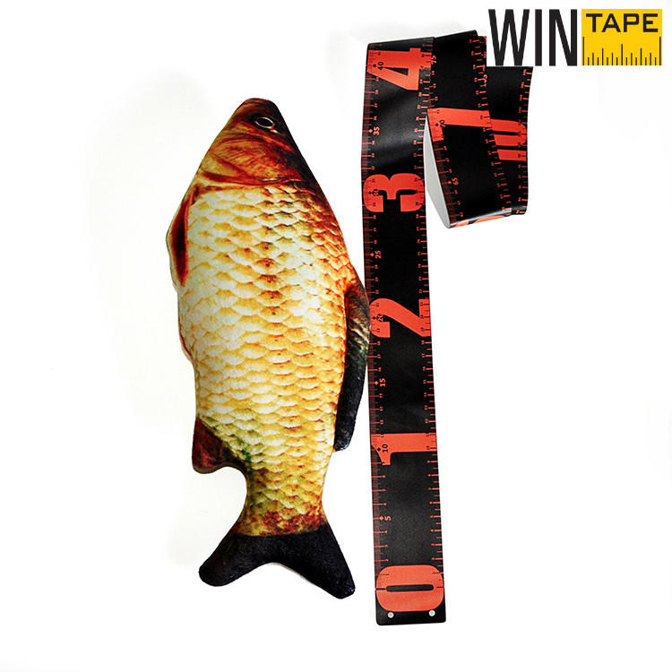 Wintape Brand standard customized waterproof fish length ruler ruler