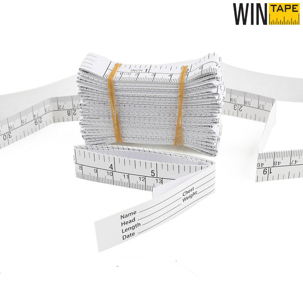 1M Hospital Used Disposable Paper Tape Measures