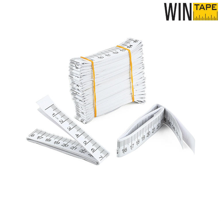 1.5M Disposable Paper Measuring Tape