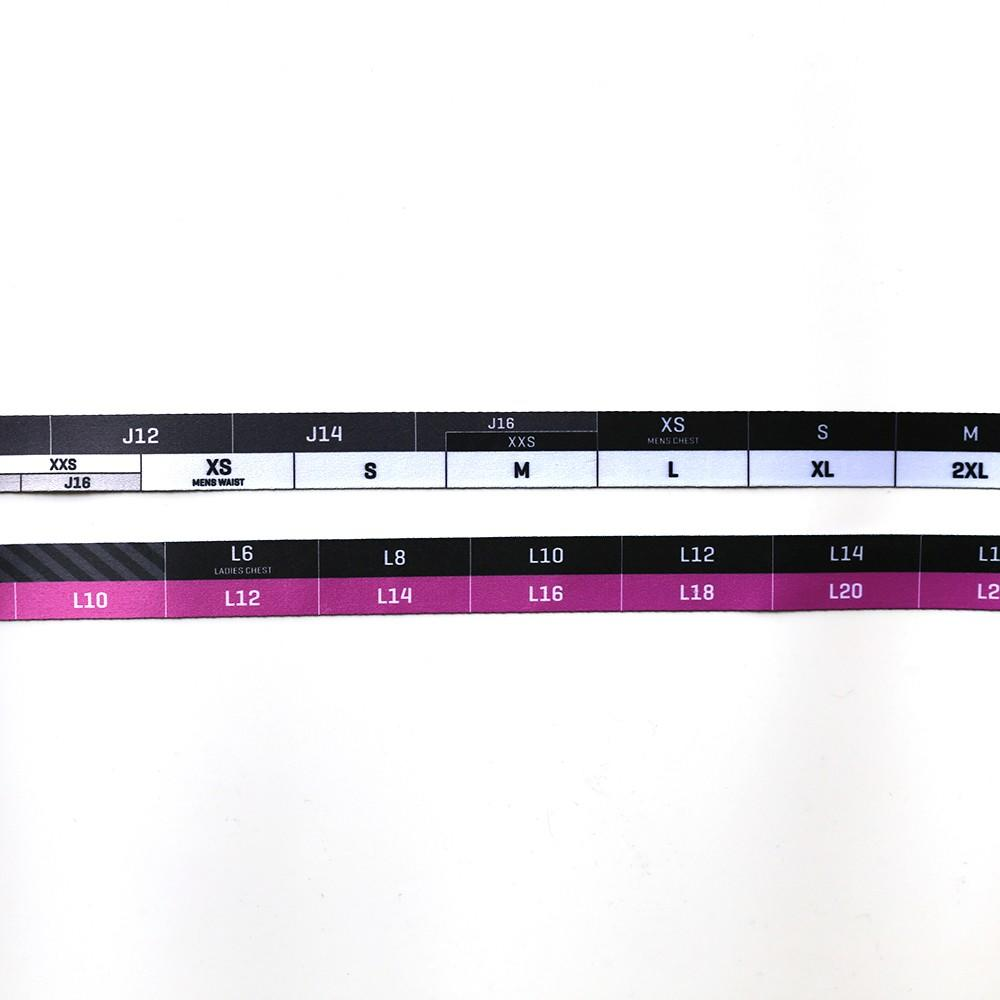 digital tape measure cm 300cm printed Wintape Brand