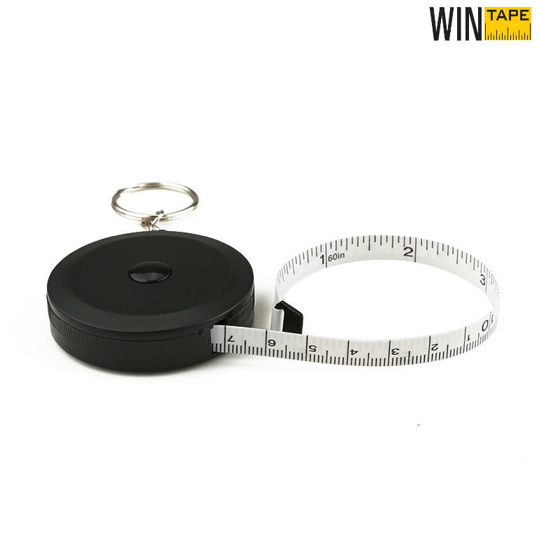 1.5M Portable Measure Tape With KeyChain