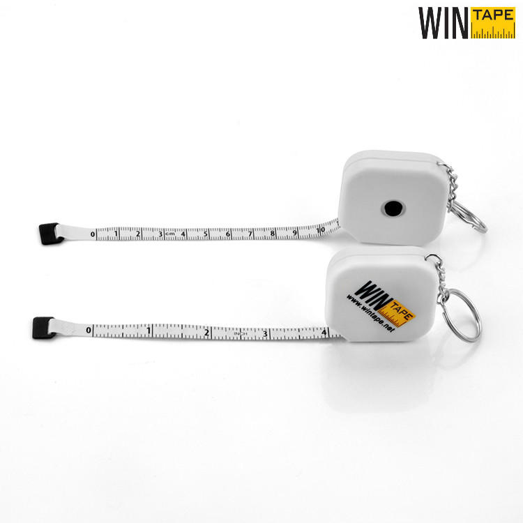 Retractable Tailor Ruler With Keychain