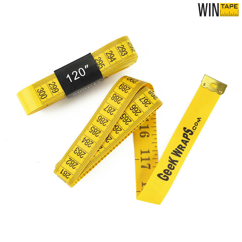 3m Yellow Clothing Measurement Tape