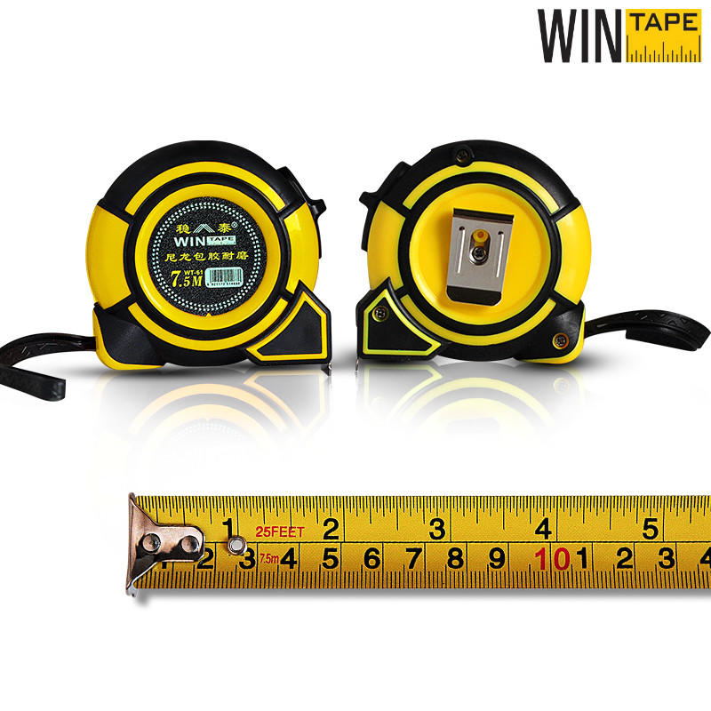Nylon Coated Steel Tape Measure