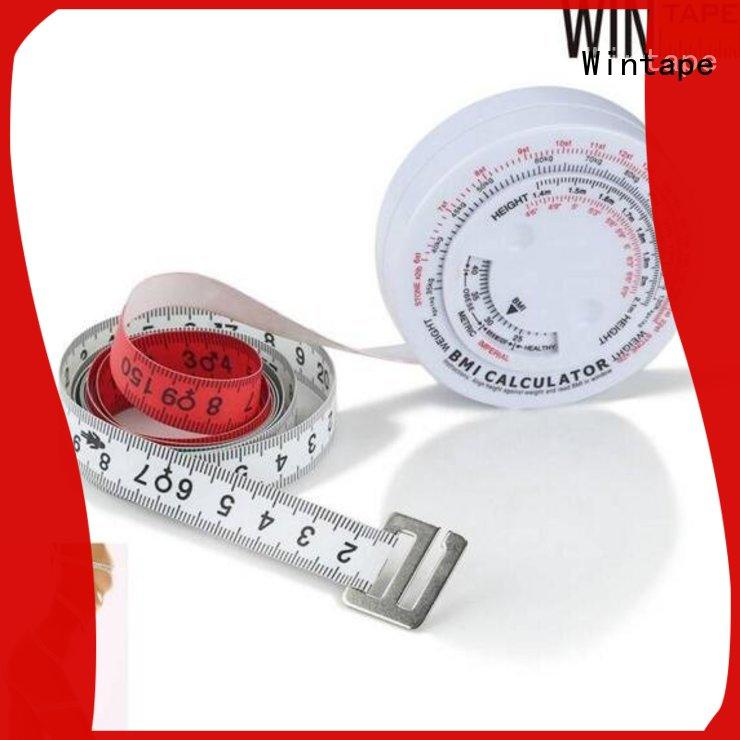 measure body weight measurements for measuring three-dimensional for tailor's shop Wintape