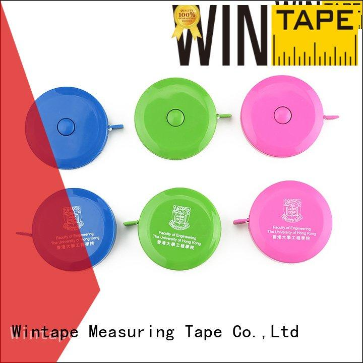 Wintape Brand sewing rope imperial sewing tape measure mini