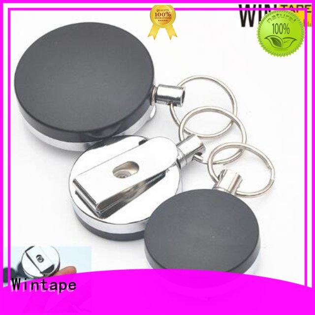 Wintape plastic where to buy badge reels new arrival for school