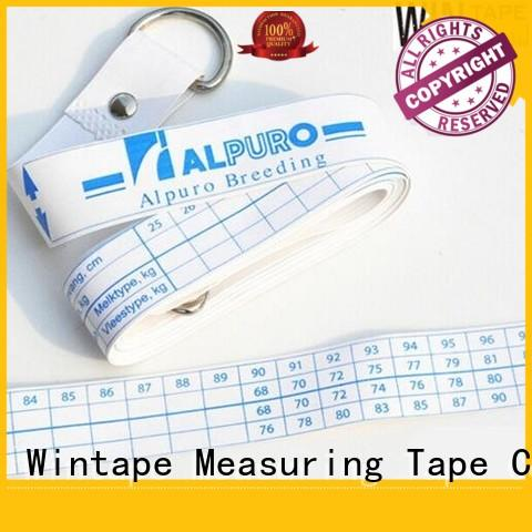 Wintape excellent horse height measurement for Fashion Industry for factory