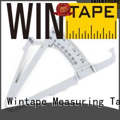 caliper calculator measurer high accuracy fat measurement Wintape