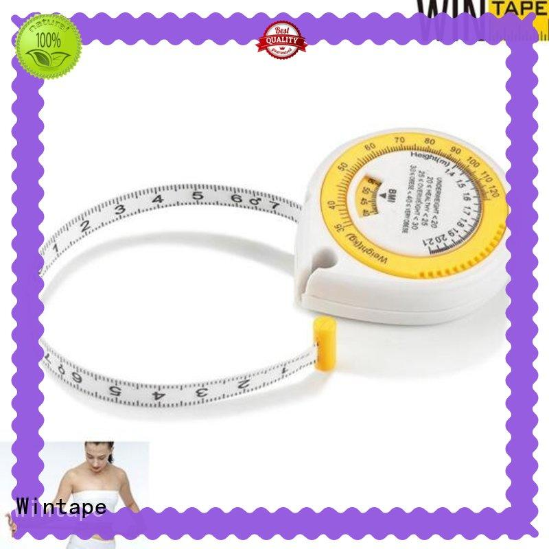 Wintape excellent body measurements calculator for measuring body cloth customized