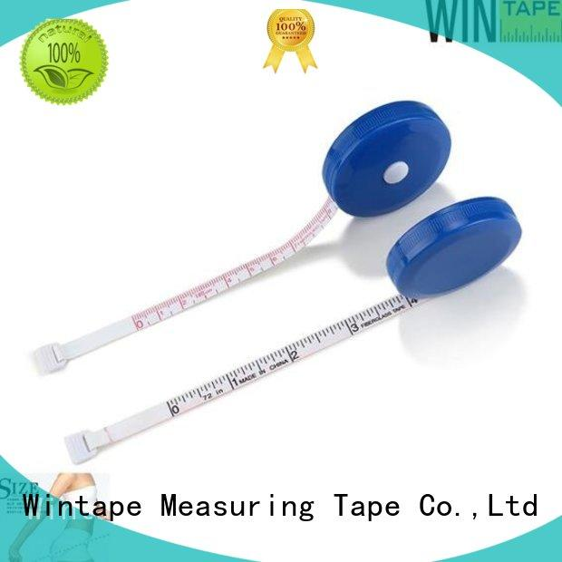 24 measuring measures retractable tape measure medical Wintape Brand