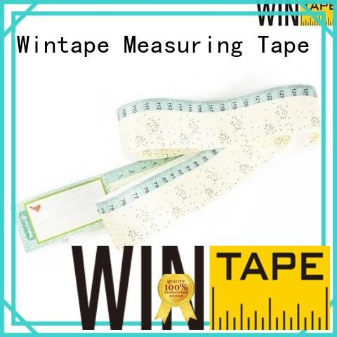 Wintape first-rate custom printed paper tape Promotional Items for daily