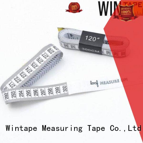 Wintape Brand dressmake inches tailor black tailor measurements