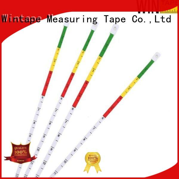 new arrival circumference tape arm for measuring baby head for Wig shop