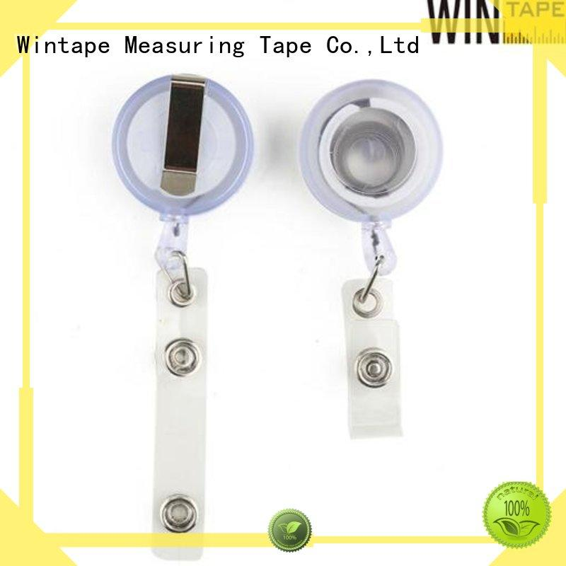 reel badge holders reel badge id Wintape Brand