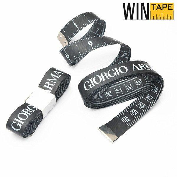 60inch/150cm  Logo Design  Black Tailor Tape