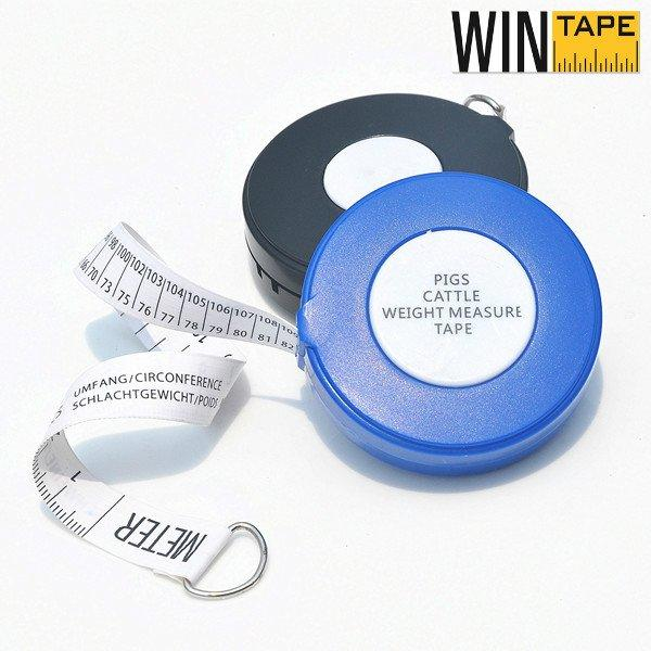 Custom Cattle Pig Weight  Measure Tape