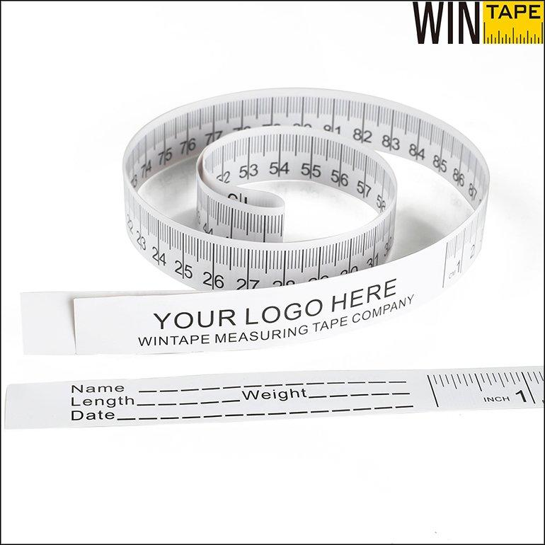 Disposable Printable Medical Paper Measuring Tape
