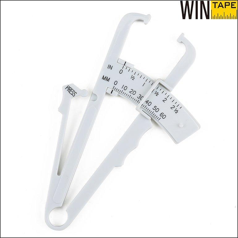 White Body Fat Measurer