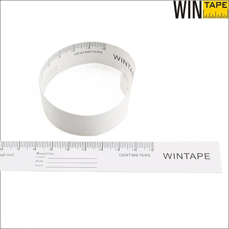 Disposable Wound Measuring Ruler