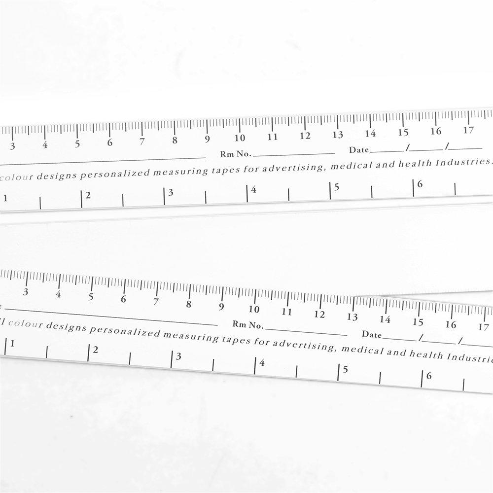 paper measuring disposable Wintape disposable wound measuring rulers