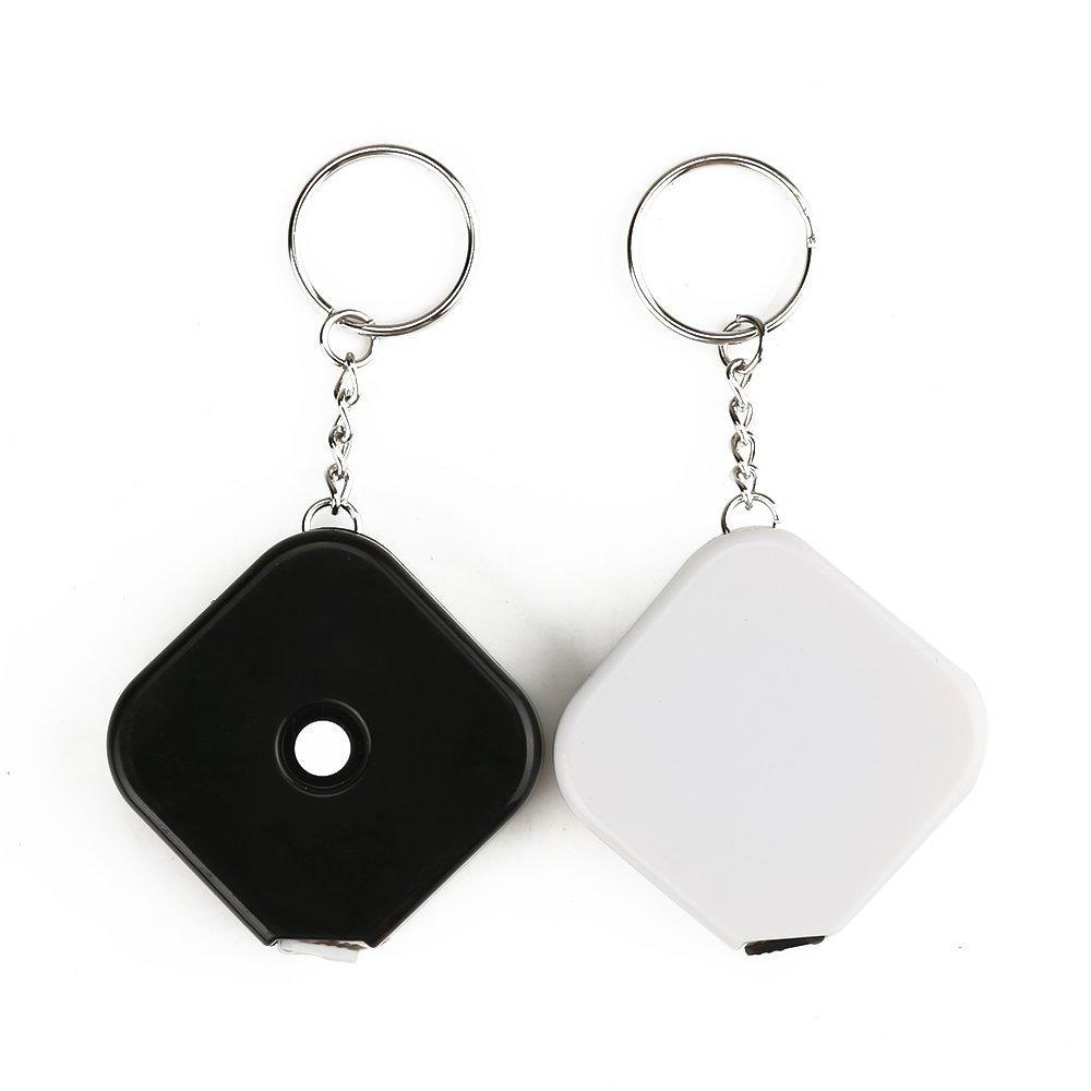Keychain Retractable Tape Measure