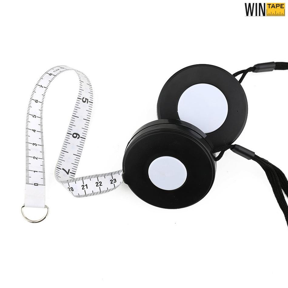 Wintape 205cm retractable tape measure with rope