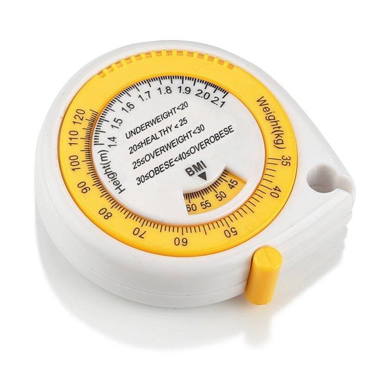 Body Mass Index Measuring Tape