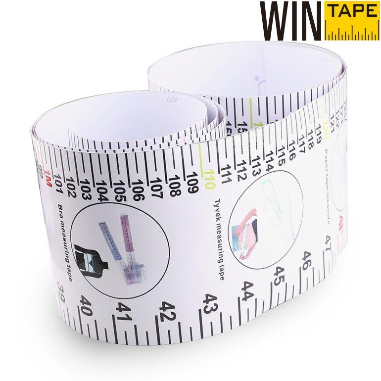Growth Chart Ruler with Sticker