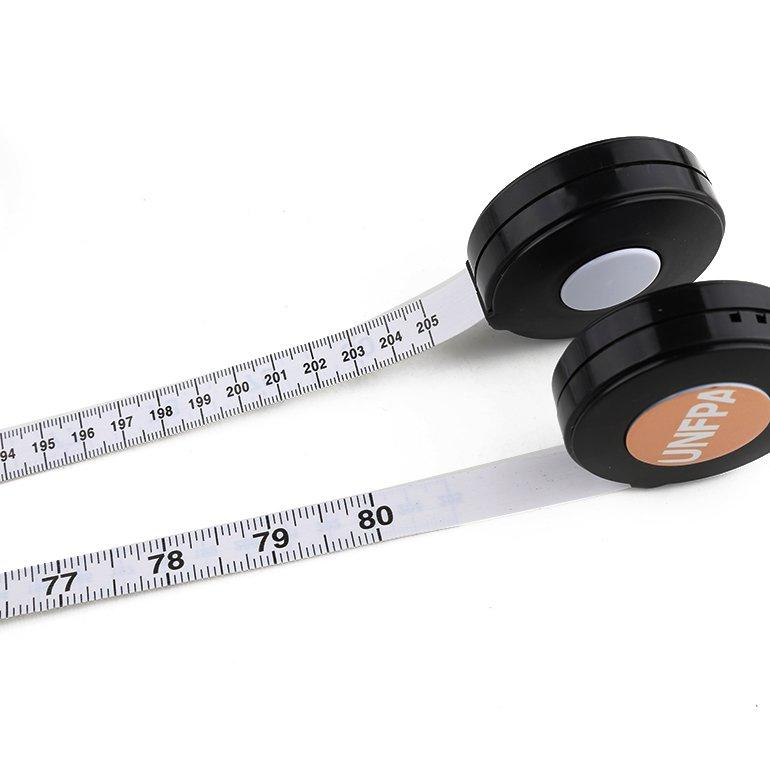 Metric and Imperial Tape Measures with LOGO