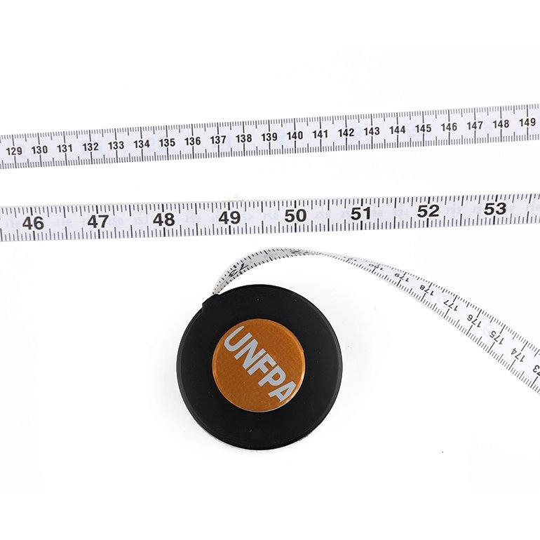 Custom sewing tape measure customized mini metric Wintape
