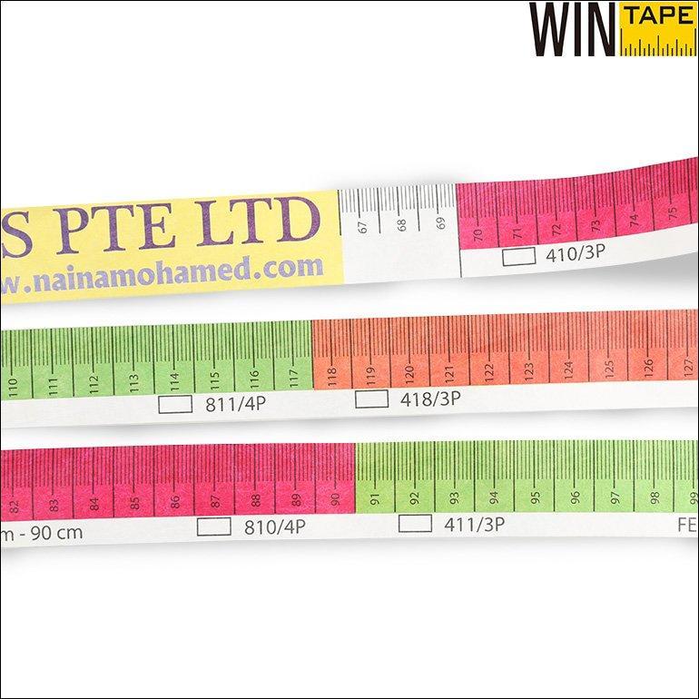 Custom Medical Paper Measuring Tape