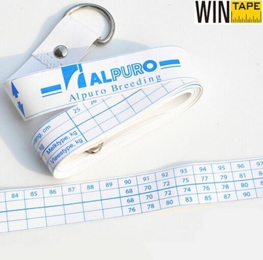 Custom Horse Hands Measuring Tape