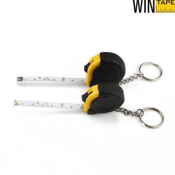 Wintape Mini Steel Tape Measure Covered Rubber