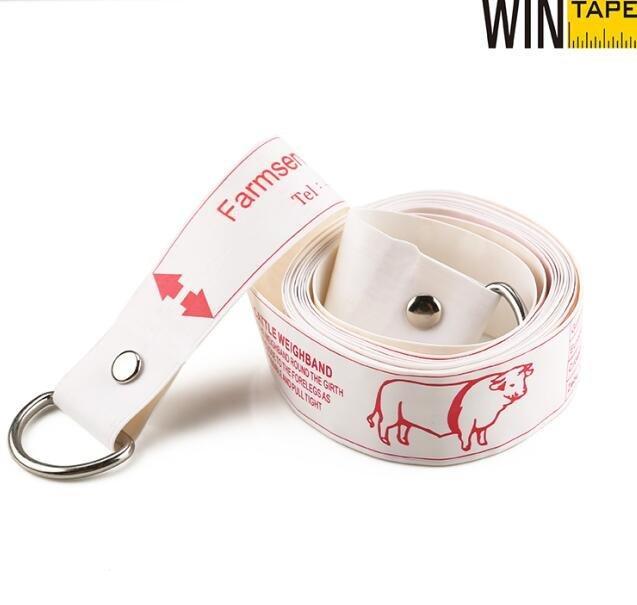 Wintape 2.5m Cow Weighing Tape Measure