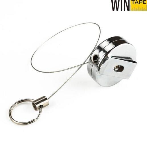 Wintape Metal Retractable Badge Reel