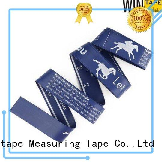 Quality Wintape Brand horse fence tape logo