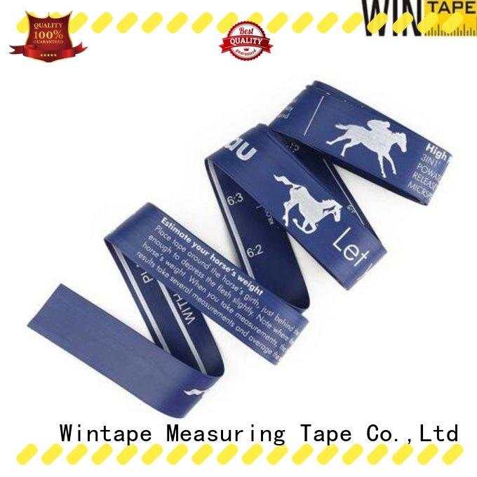 Wintape industry-leading horse weight tape accuracy Promotional Items for home