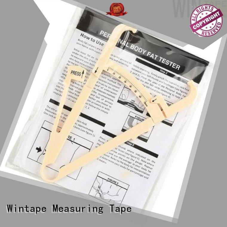 Wintape quality bmi tape measure fine-quality for trainers