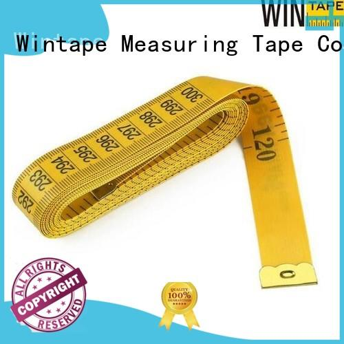 Wintape Brand inches tailor measurements centimeters factory