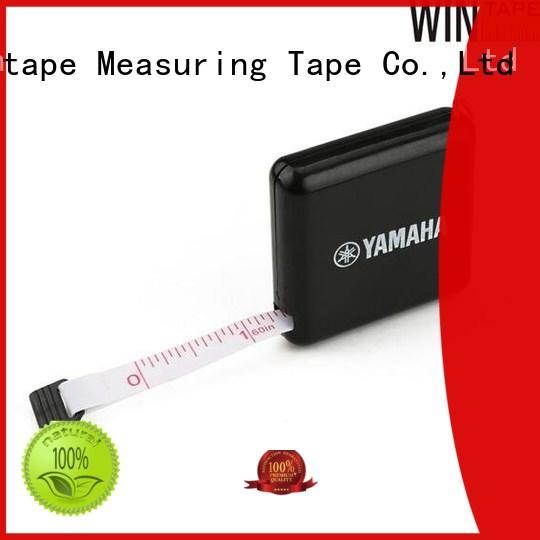 Black Square Sewing Measuring Tape