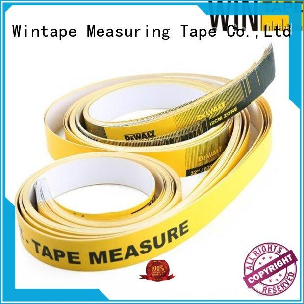 Wintape design paper tape measure for Sewing Industry for daily