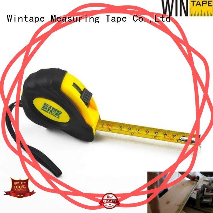 Wintape handy steel tape measure inexpensive measure clothes