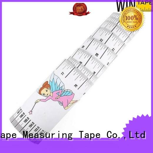 Wholesale height height measuring stick Wintape Brand