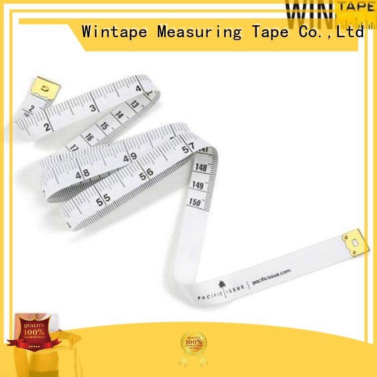 fiberglass fabric band digital tape measure Wintape Brand
